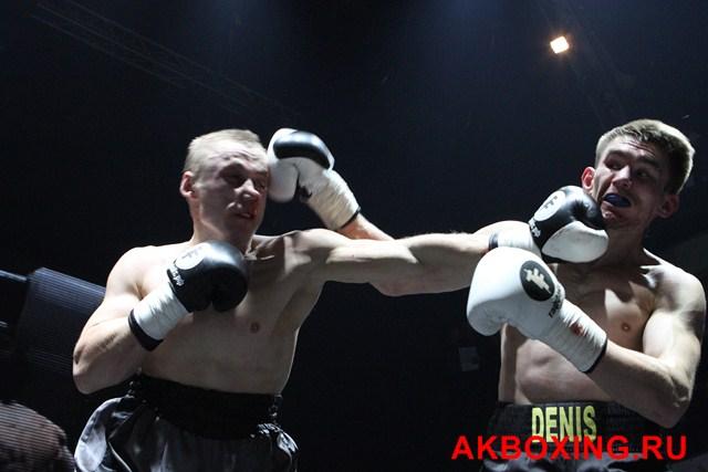 ТАФФАЙТ: Богдан Процишин - Денис Кенжегалиев (видео) (2)