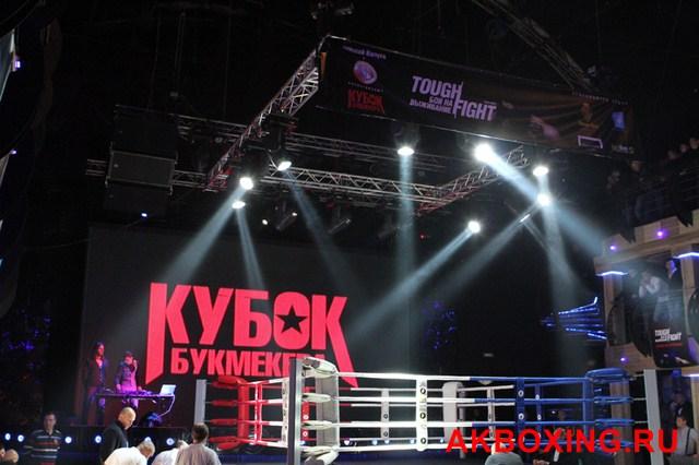 """Питернов нокаутировал """"Зверя"""", победителя Дениса Лебедева (1)"""