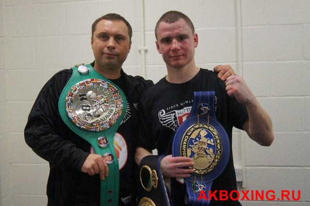 Сергей Рабченко отстоял свой титул чемпиона Европы (1)