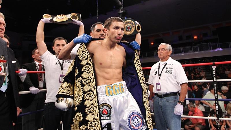 Геннадий Головкин стал единственным чемпионом Мира WBA (1)