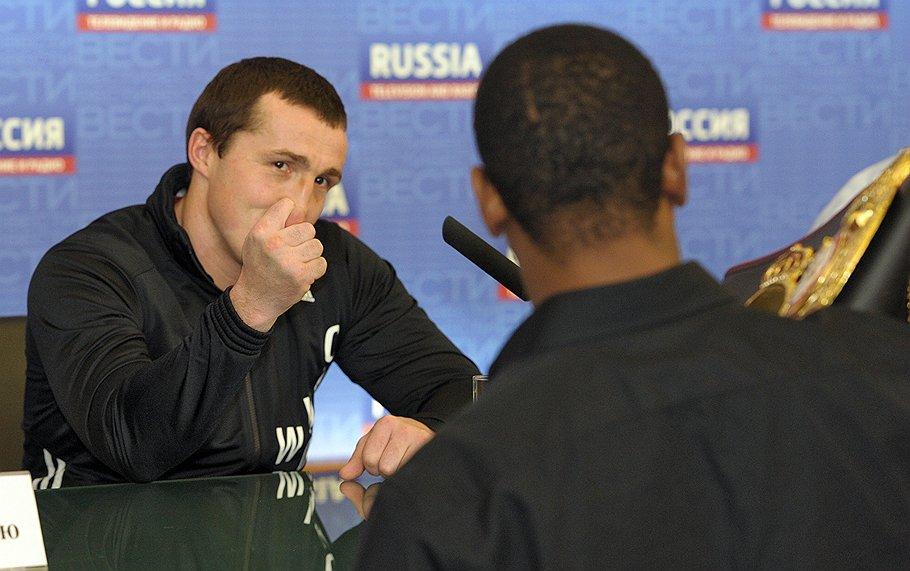 Сантандер Сильгадо пообещал нокаутировать Дениса Лебедева (1)