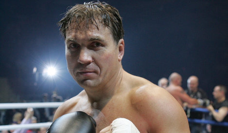 Олег Маскаев проведет бой в Москве 30 декабря (1)