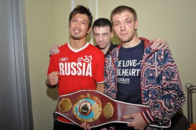 Александр Колесников: Бокс - это сама суть человека! (3)
