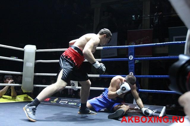 Варакин нокаутировал, Чудинов победил, Питернов проиграл! (4)