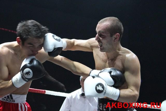 ТАФФАЙТ: Андрей Исаев - Алибек Токсонов (видео) (1)