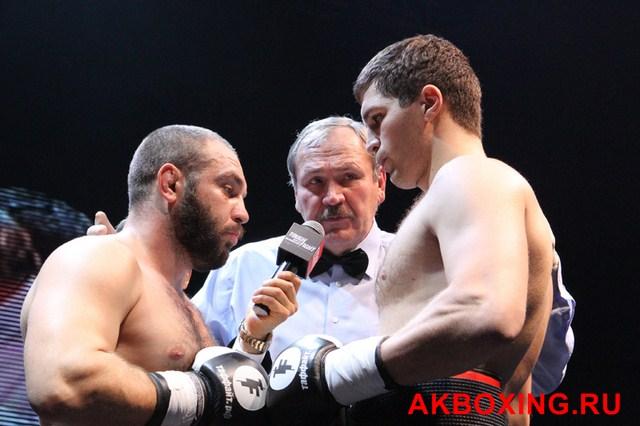 ТАФФАЙТ: Сергей Караневич vs Руслан Семенов (видео) (1)