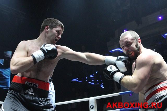 ТАФФАЙТ: Сергей Караневич vs Руслан Семенов (видео) (2)