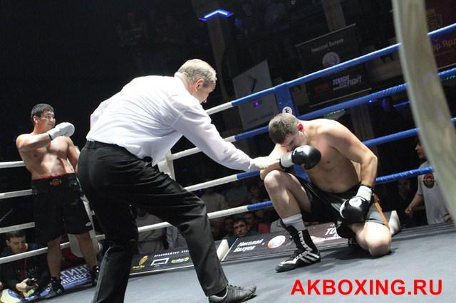 Ахрор Муралимов - Александр Нестеренко