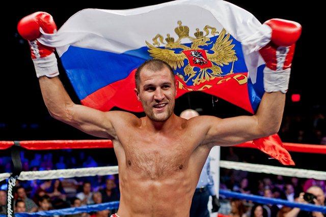 Сергей Ковалев: Я иду к своей цели - стать чемпионом Мира (1)
