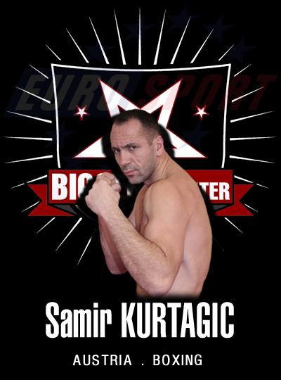 Александр Димитренко успешно вернулся на ринг, победив Самира Куртажича (2)