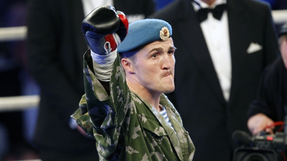 Егор Мехонцев и Орзубек Назаров о бое Денис Лебедев – Сантандеро Сильгадо (1)