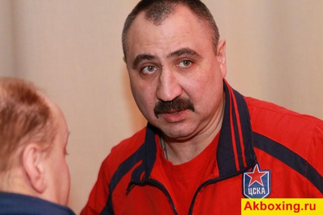 Александр Лебзяк возглавит сборную России по боксу (1)