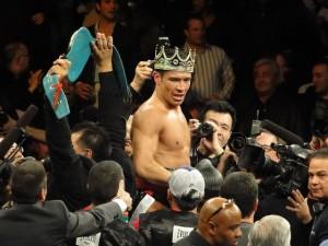 Серхио Мартинес победил Лионеля Месси! (1)