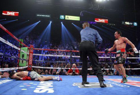 Хуан Маркес взял реванш за все (1)