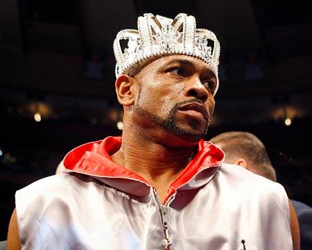 Рой Джонс-младший выйдет на ринг 2 марта в США (1)
