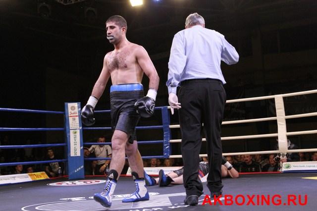 Итоги боксерского вечера в Подольске: Денис Бахтов - Дэнни Уильямс! (4)