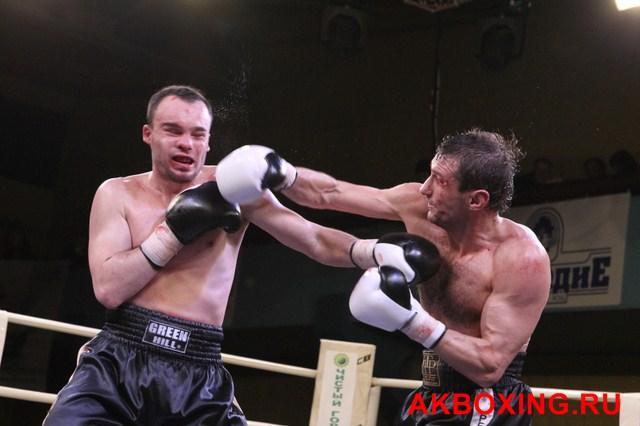 Итоги боксерского вечера в Подольске: Денис Бахтов - Дэнни Уильямс! (5)