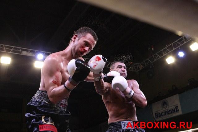 Итоги боксерского вечера в Подольске: Денис Бахтов - Дэнни Уильямс! (6)