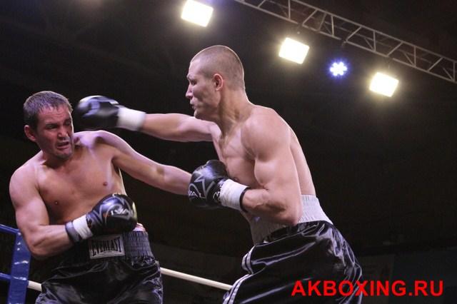 Итоги боксерского вечера в Подольске: Денис Бахтов - Дэнни Уильямс! (7)