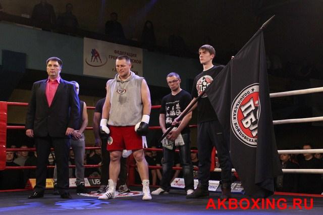 Итоги боксерского вечера в Подольске: Денис Бахтов - Дэнни Уильямс! (8)