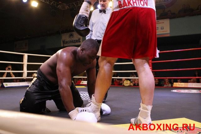 Итоги боксерского вечера в Подольске: Денис Бахтов - Дэнни Уильямс! (9)