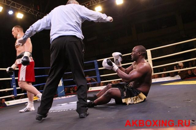 Итоги боксерского вечера в Подольске: Денис Бахтов - Дэнни Уильямс! (11)
