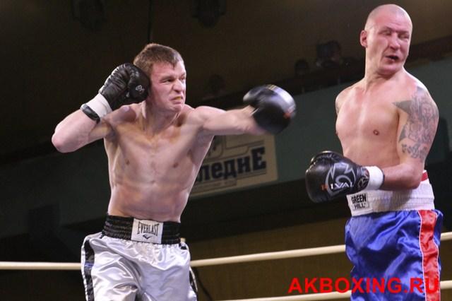 Итоги боксерского вечера в Подольске: Денис Бахтов - Дэнни Уильямс! (2)