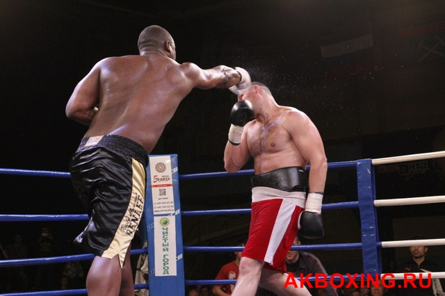 Итоги боксерского вечера в Подольске: Денис Бахтов - Дэнни Уильямс! (13)