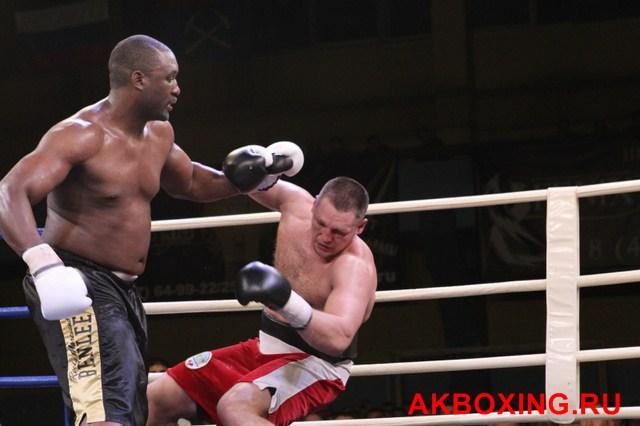 Итоги боксерского вечера в Подольске: Денис Бахтов - Дэнни Уильямс! (14)