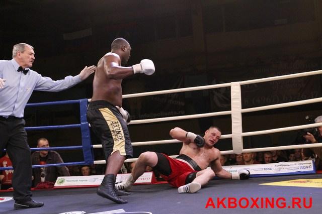 Итоги боксерского вечера в Подольске: Денис Бахтов - Дэнни Уильямс! (15)