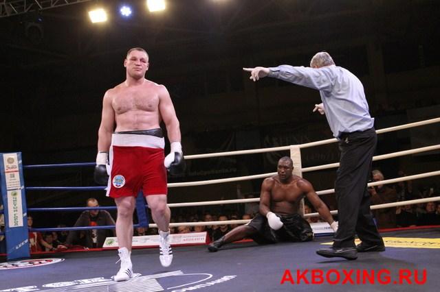 Кино про бокс в Подольске (видео) (1)