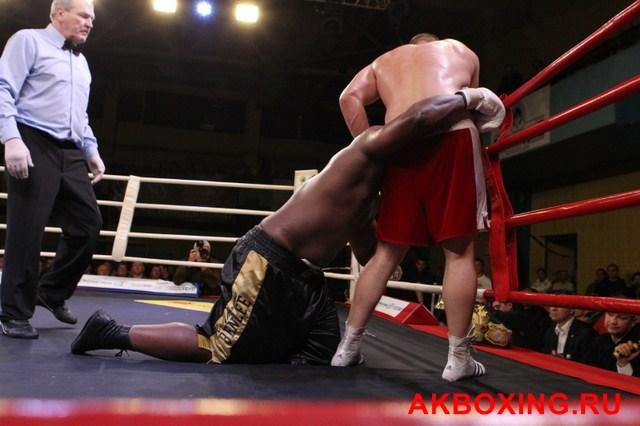 Итоги боксерского вечера в Подольске: Денис Бахтов - Дэнни Уильямс! (12)