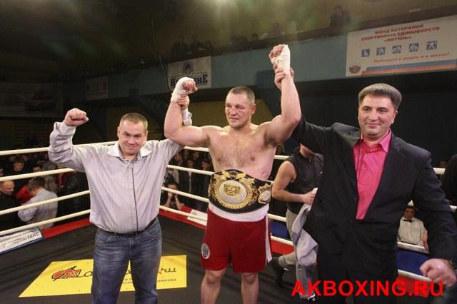 Итоги боксерского вечера в Подольске: Денис Бахтов - Дэнни Уильямс! (1)