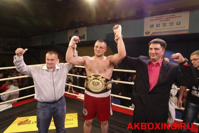 Денис Бахтов, Дэнни Уильямс и глубокий нокаут в Подольске! (1)