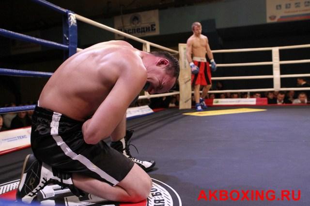 Итоги боксерского вечера в Подольске: Денис Бахтов - Дэнни Уильямс! (3)