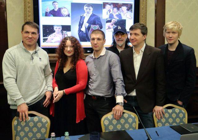 Дмитрий Пирог: У меня на первом месте бокс! (2)