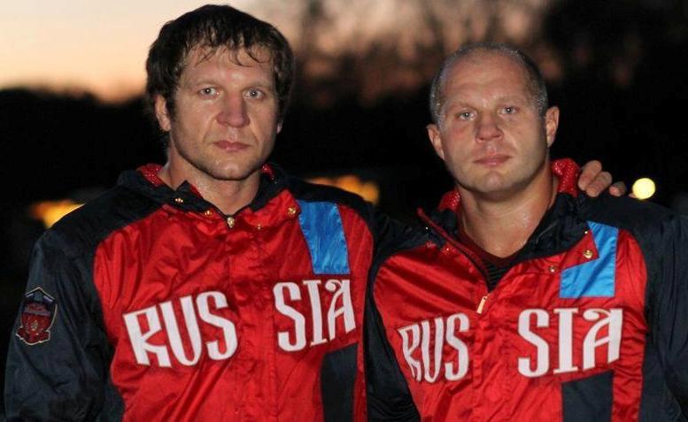 Александр Емельяненко ушел из большого спорта (2)