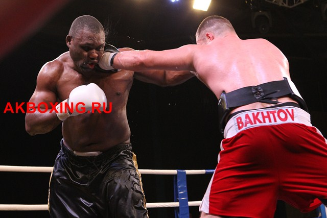 Денис Бахтов в тяжелейшем бою победил Дэнни Уильямса! (8)