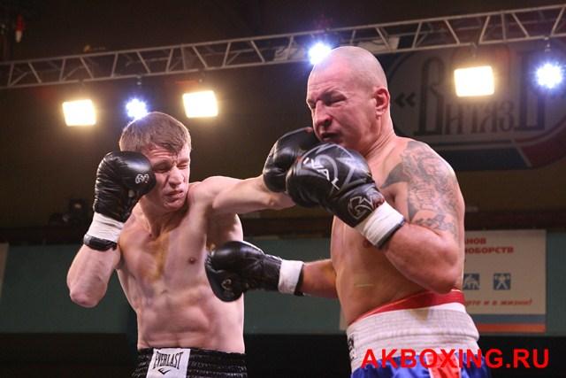 Денис Бахтов в тяжелейшем бою победил Дэнни Уильямса! (2)