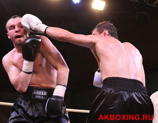 Денис Бахтов в тяжелейшем бою победил Дэнни Уильямса! (5)