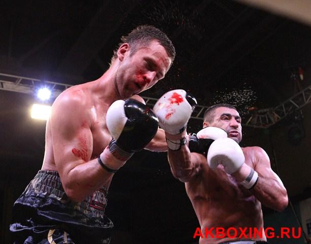 Денис Бахтов в тяжелейшем бою победил Дэнни Уильямса! (6)