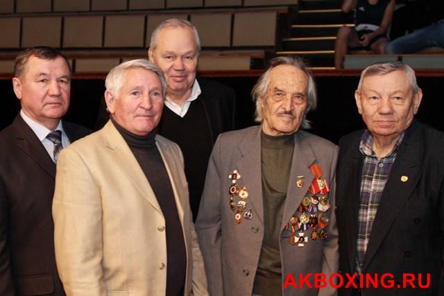 Прославленному боксеру Олегу Георгиевичу Григорьеву - 75 лет! (2)