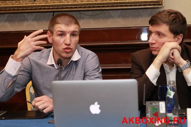 Дмитрий Пирог: У меня на первом месте бокс! (1)