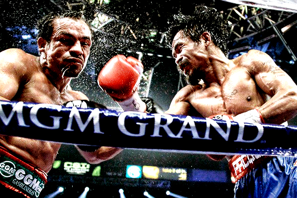 Мировой бокс с Анной Драгост: Мэнни Пакьяо (1)