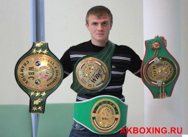 В пробах боксера Антона Новикова обнаружен допинг (1)
