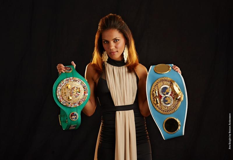 Чемпионка Мира по боксу бросила вызов боксеру-мужчине! (1)