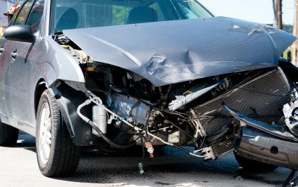 Пьяный Томаш Адамек устроил тройную автомобильную аварию (1)