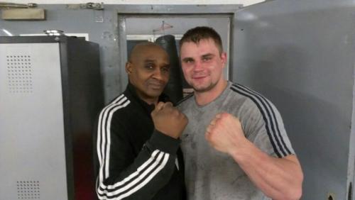 Денис Бойцов планирует провести бой в феврале (1)