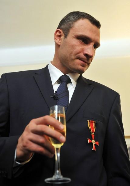 Виталий Кличко: Для братьев Кличко год был удачным (1)
