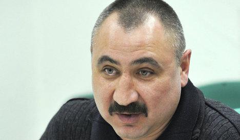 Александр Лебзяк внес изменения в тренерский штаб сборной (1)